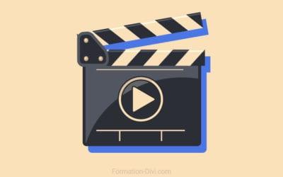 Divi video autoplay : démarrer une vidéo automatiquement